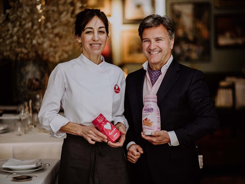 Nuria Gironès Embajadora de Sucralín para el 2020
