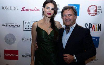 Sucralín apoya a Jannat ElHarrak en su vernissage Mediterráneo entre luces y sombras
